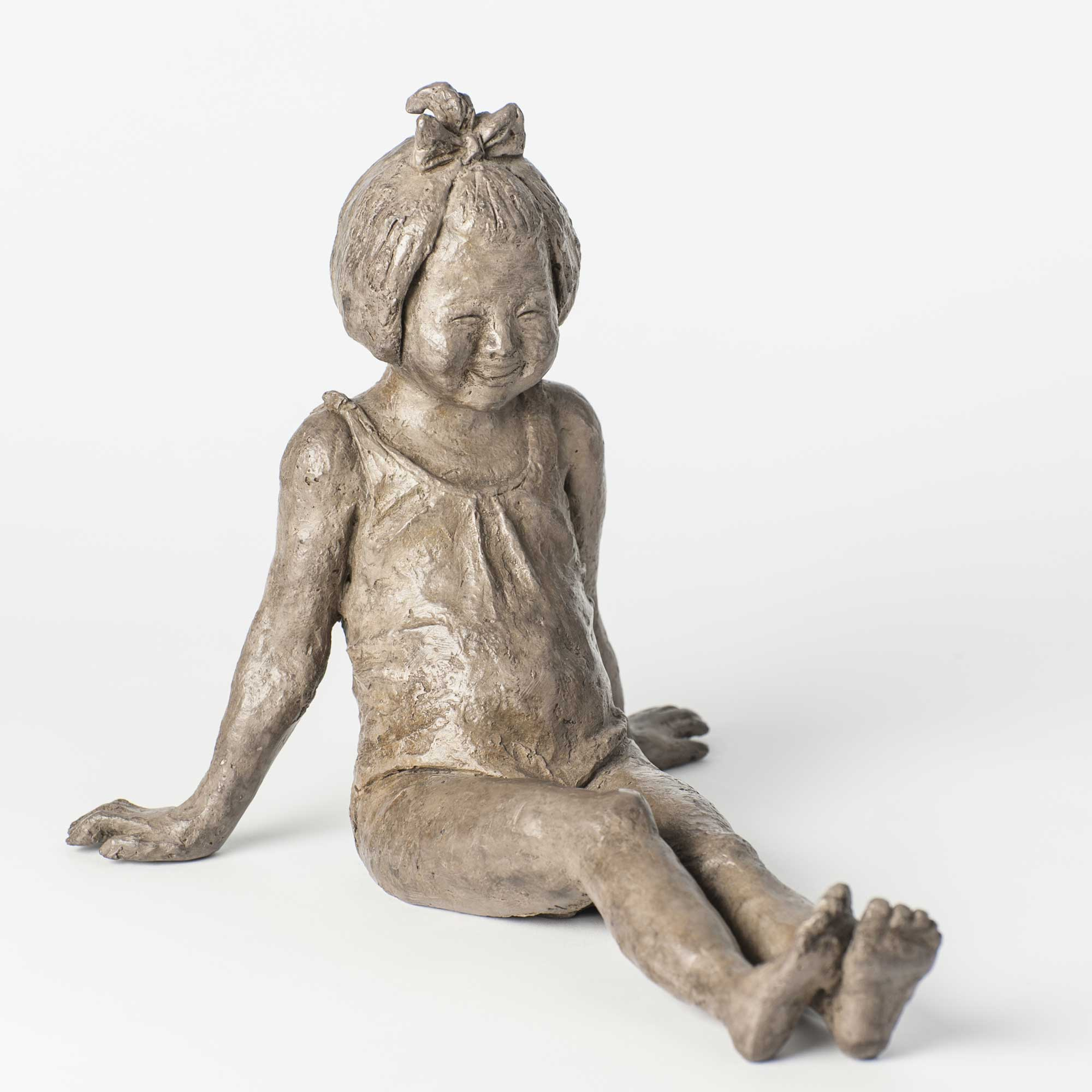 Little « Bronze » girl