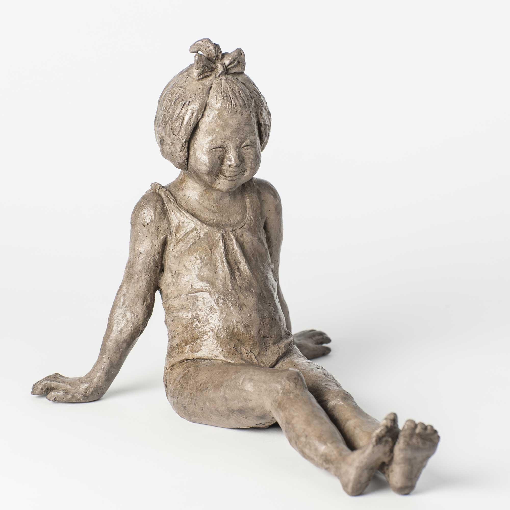 Little « Bronze » girl